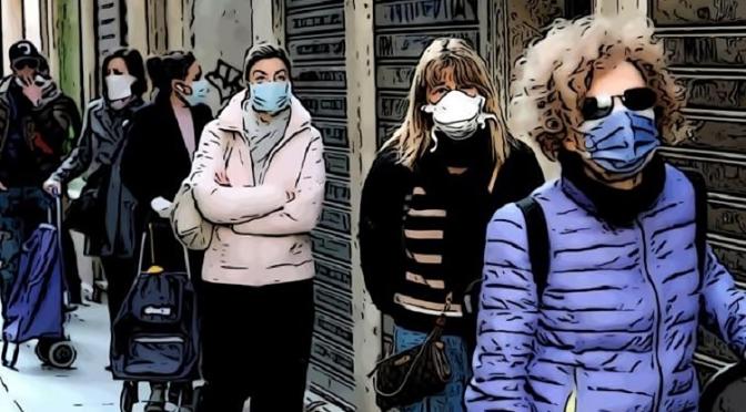 Las mascarillas serán obligatorias en espacios cerrados y en la calle si no se puede garantizar la distancia de seguridad