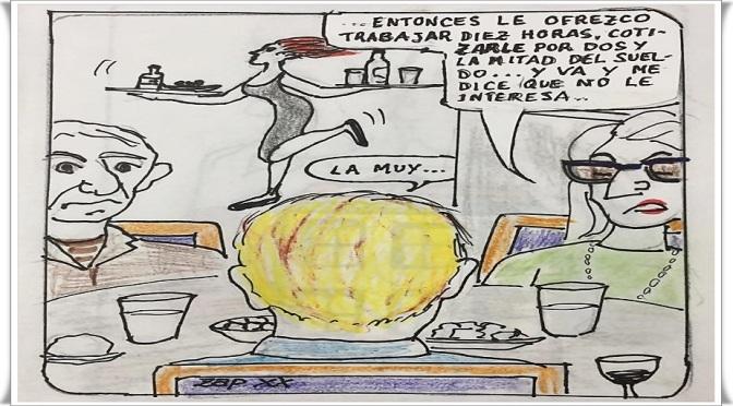 """""""Los Gavilanes"""" By ZAP XIX"""