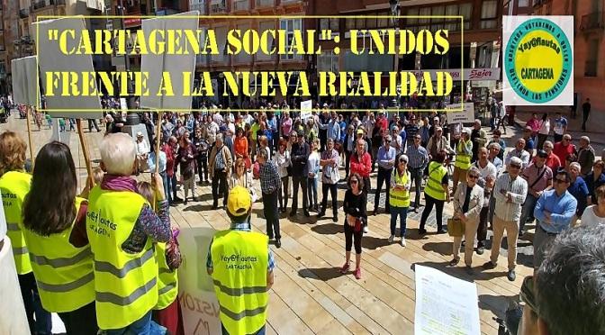 """Necesitamos una """"Cartagena Social"""" Frente a la Nueva Realidad"""