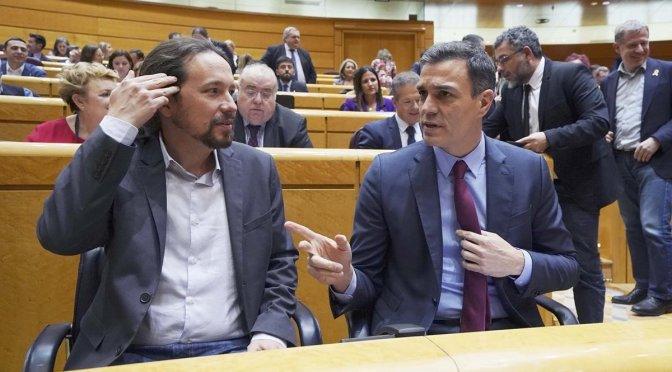 """Pablo Iglesias Implanta la Libre """"Expropiación"""" de Niños por el Estado"""