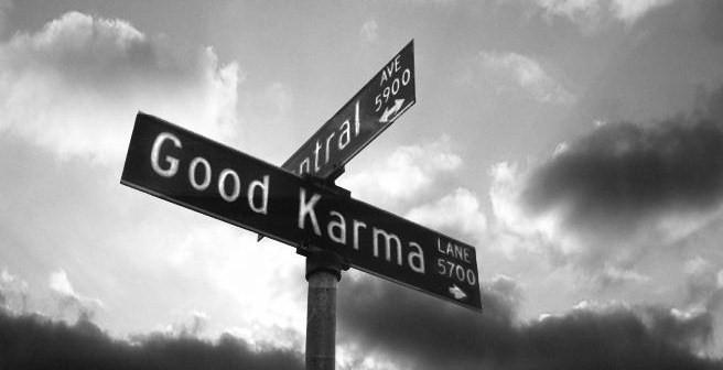 """""""Karma, much@ karma"""""""