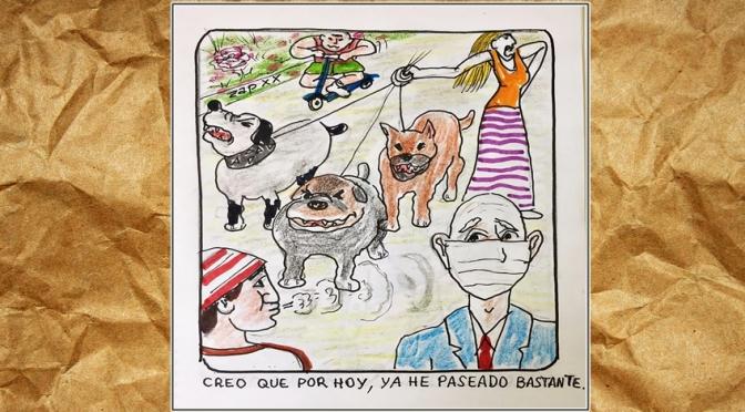 """El Paseo"" By ZAP XIX"