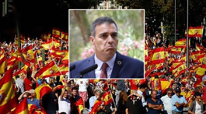 EL 12 DE SETIEMBRE, MANIFESTACIÓN CONTRA EL GOBIERNO, EN MADRID