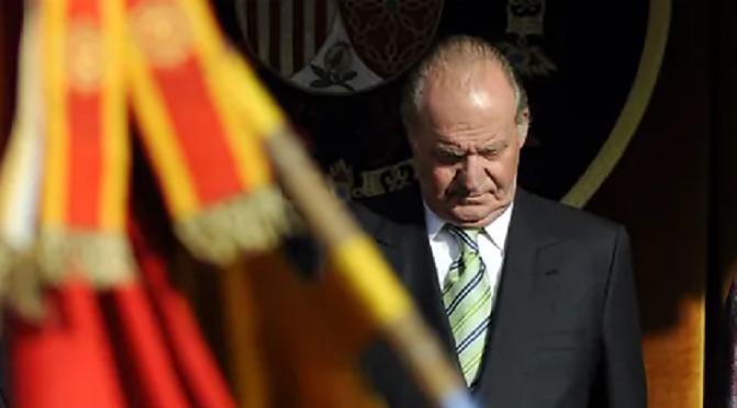 Juan Carlos Se Vao Lo Echan