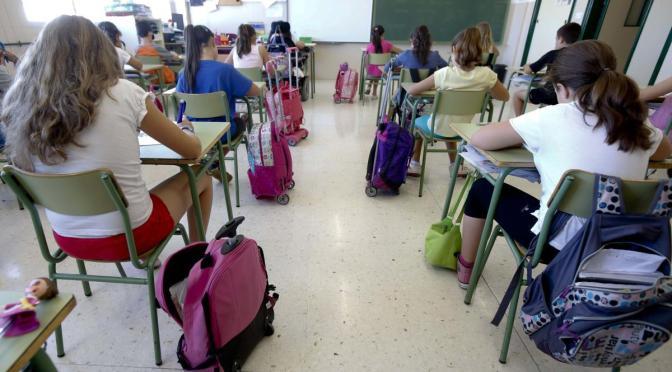 58 positivos en centros educativos de la Región