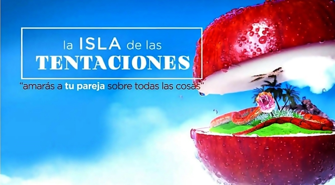 LA ISLA DE LAS TENTACIONES, BASURA 5TV