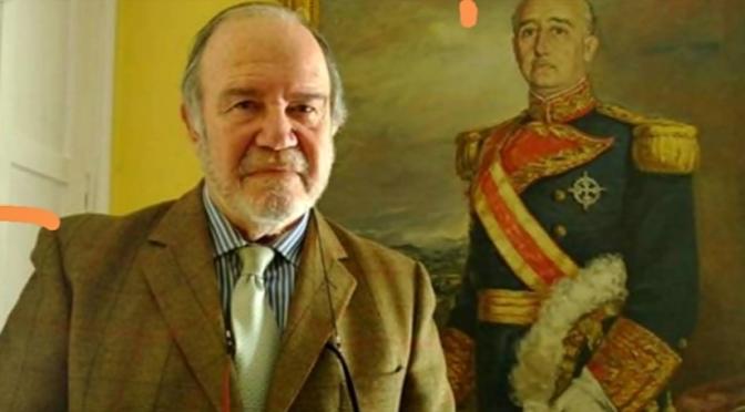 GENERAL JUAN CHICHARRO, PRESIDENTE FUNDACION FRANCISCO FRANCO.