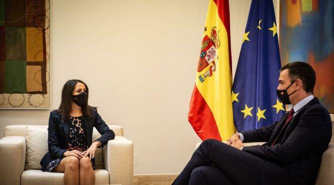 IMPUESTOS SEPARATISTAS, GOLPE AL PSOE