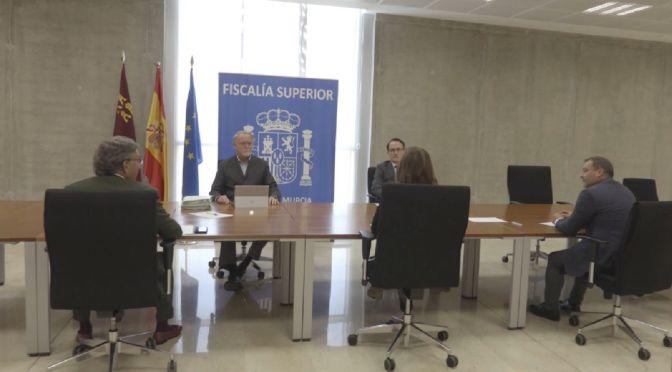 La Fiscalía de la Región de Murcia se abre a la sociedad murciana