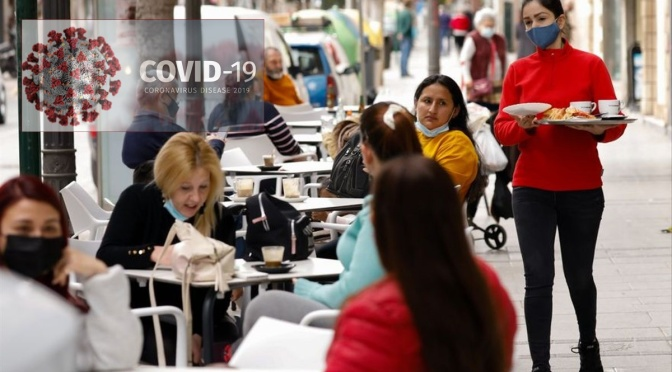 Coronavirus: Las comunidades comienzan a relajar restricciones