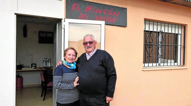 Alfonso y 'El Rincón del Amigo' – Tomás M. Pagán