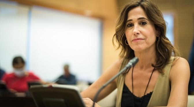 """Rosa Romero: """"Las palabras de Iglesias hacen mucho daño a España"""" – Salvador T. Giménez"""