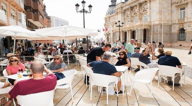Murcia, Cartagena, Lorca y Molina preparadas para reabrir los bares