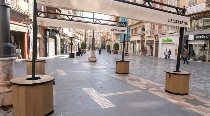 Murcia, Cartagena, Lorca y otros 16 municipios reabren las terrazas este miércoles