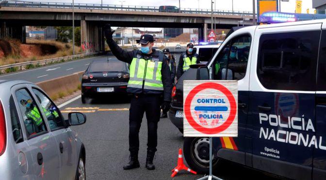 Sanidad propone el cierre perimetral de las comunidades en Semana Santa