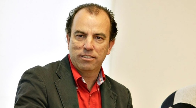 CARLOS GARCIA ADANERO Diputado Nacional de UPN.