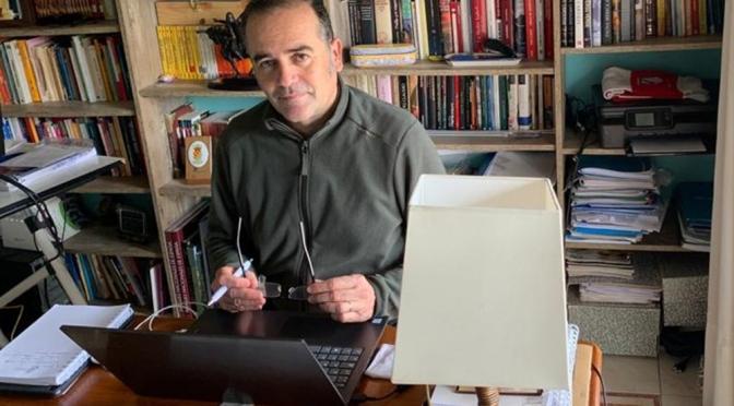 JOSE JULIAN GREGORIO SENADOR DEL PARTIDO POPULAR – Salvador T.