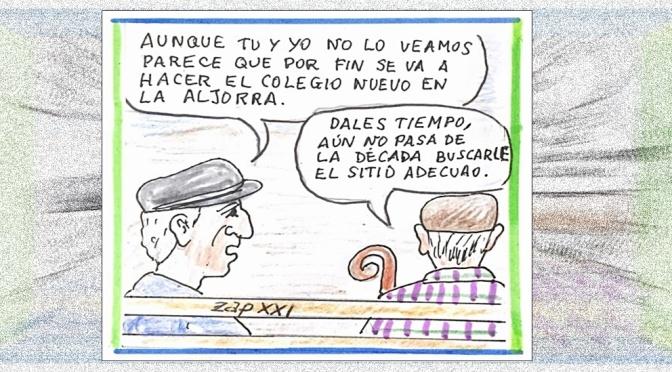"""Paciencia, Pibes"" Humor Gráfico By ZAP XXI"