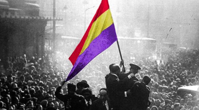 Por la República, noventa años después