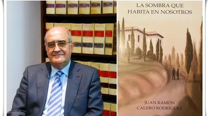 NUEVA NOVELA DE JUAN RAMÓN CALERO, UN RELATO CON FONDO POLITICO