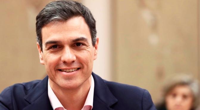 EL PURISTA SÁNCHEZ APROBÓ LA EMISIÓN DE PREFERENTES DE CAJA MADRID, LA MAYOR ESTAFA BANCARIA – Salvador T.
