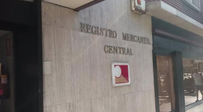 Los concursos de acreedores en la Región crecen un 42,9% en abril respecto al mismo mes de 2020,