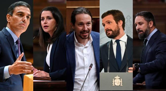 PARTE DE GUERRA: ¡IRRESPONSABLES! – Juan Sánchez