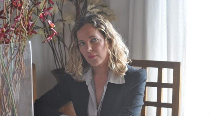 """María Victoria Nauda: """"Pablo se ha quedado solo con Podemos cayendo estrepitosamente"""""""