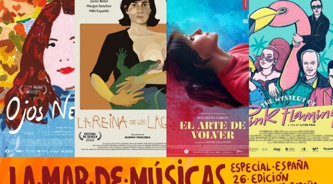 La Mar de Cine trae a una nueva generación de cineastas españoles