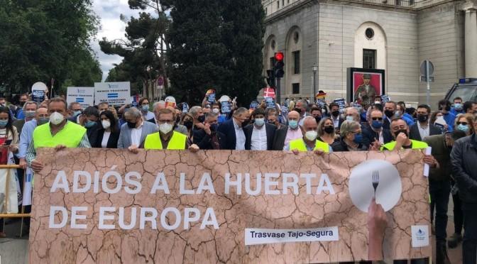 EUROPA SE PUEDE QUEDAR SIN HUERTA