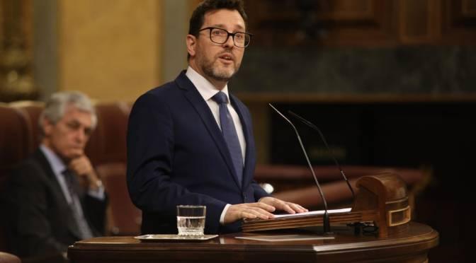 """Francisco Aranda: """"Me Gustaría que hubiera una colaboración más clara del PP"""" – Salvador T."""