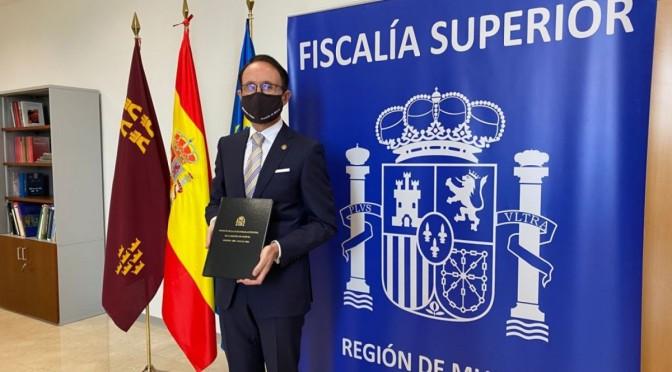 Informe completo de la Fiscalía Superior de la Región de Murcia