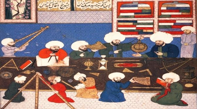 ANTIGUA CIENCIA DEL ISLAM – Aureliano Rodríguez