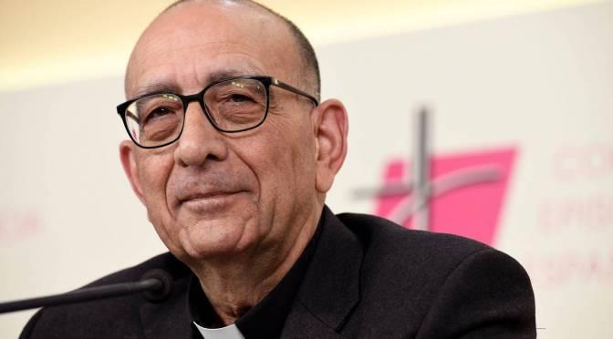 Omella divide a la Iglesia al imponer el apoyo a los indultos