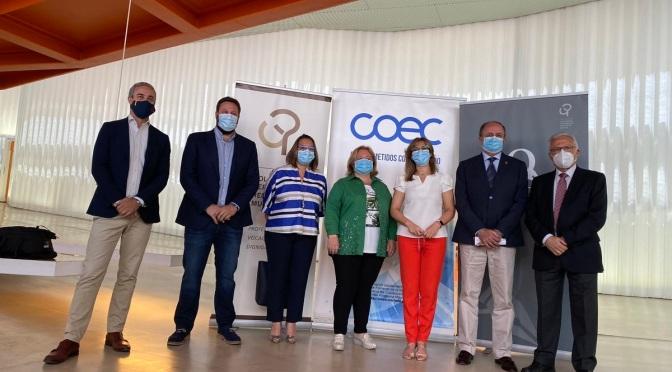 COEC y el Colegio de Periodistas destacan la importancia de la comunicación empresarial