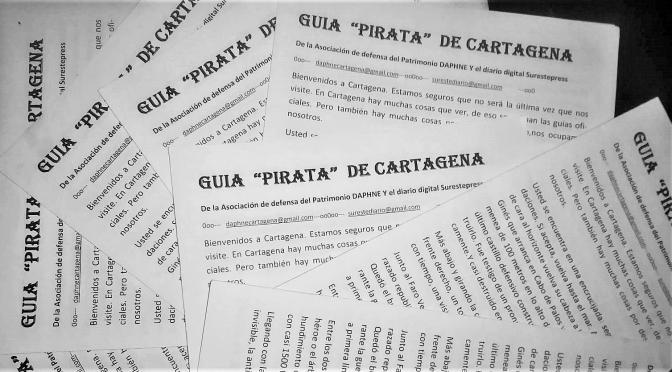 "GUÍA ""PIRATA"" DE CARTAGENA"