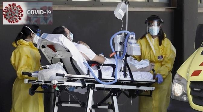 Coronavirus: España ya tiene 15 comunidades en riesgo extremo