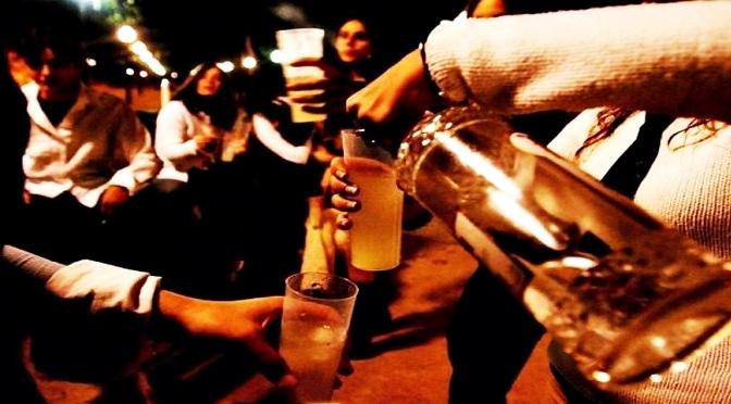 MATA EL ALCOHOL, PERMISIVIDAD, BOTELLONES, MÁS DROGAS – Cano Vera
