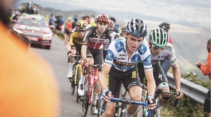 Horarios y Recorrido de La Vuelta Ciclista este sábado en Cartagena y La Manga