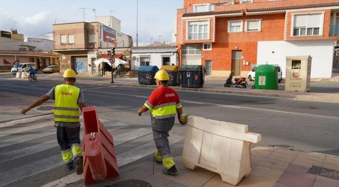 Comienzan las obras que resolverán las inundaciones en calles del Barrio de la Concepción