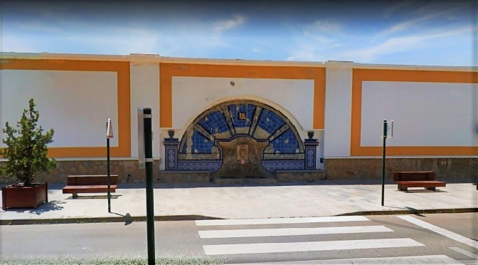 LAS PARETAS DEL ARSENAL DE CARTAGENA