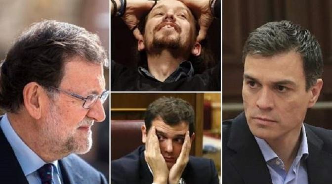 EL PRINCIPAL PROBLEMA DE ESPAÑA SON LOS POLÍTICOS