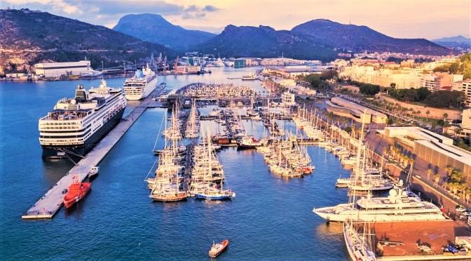 El Puerto de Cartagena espera recibir 40 cruceros hasta noviembre