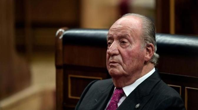 La Fiscalía se inclina por archivar las investigaciones sobre Juan Carlos I